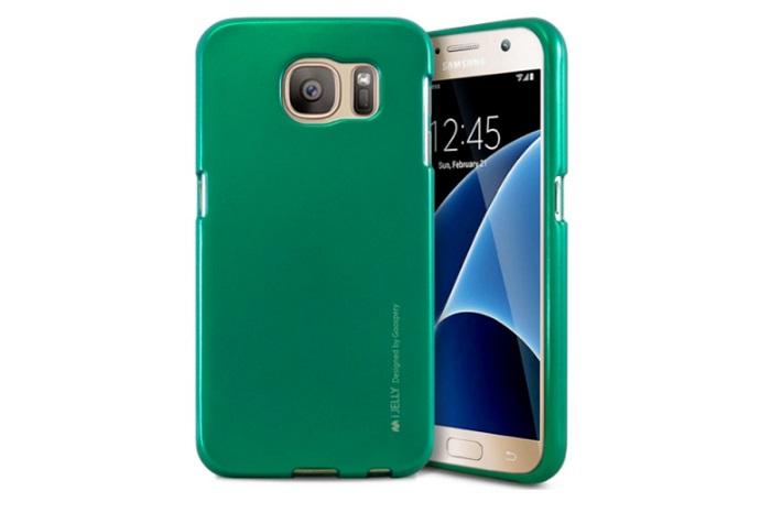 Huawei Mate 10 Mercury iJelly tok zöld