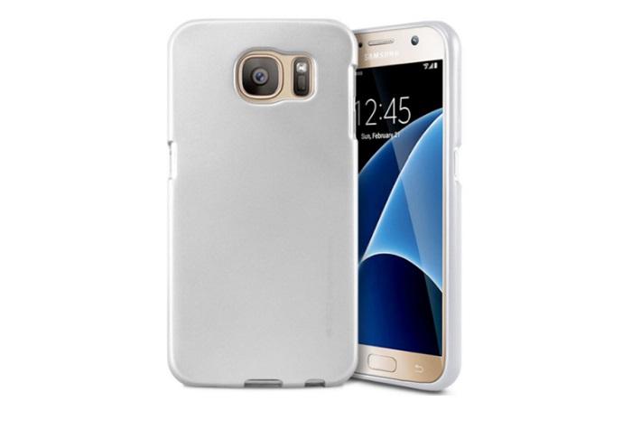 Huawei Mate 10 Mercury iJelly tok szürke