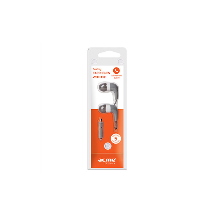 ACME HE15G Groovy fülhallgató mikrofonnal