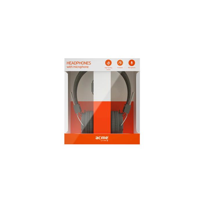 ACME HA11 fejhallgató mikrofonnal