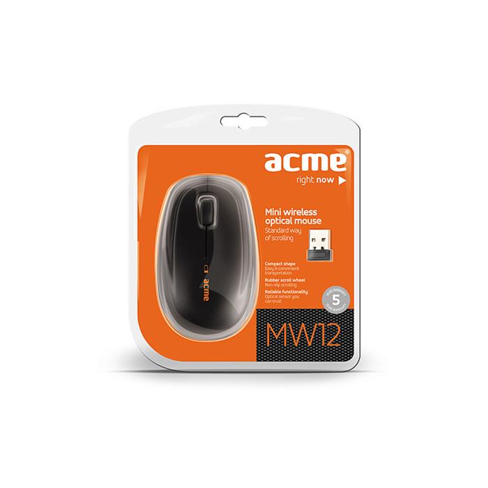 ACME MW12 vezeték nélküli optikai egér