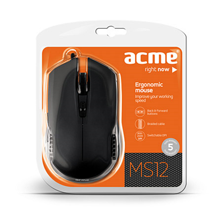ACME MS12 optikai egér