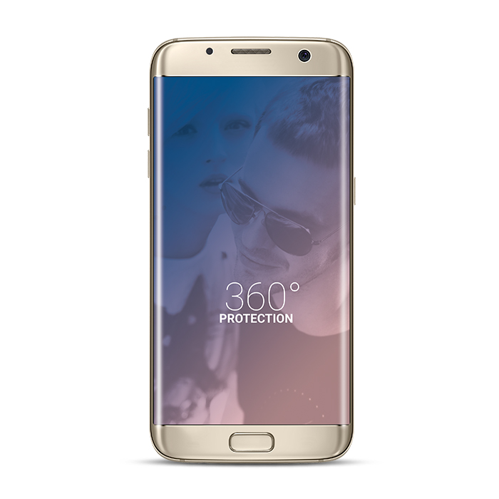 Beeyo képernyővédő TPU fólia Huawei P8 Lite 2017
