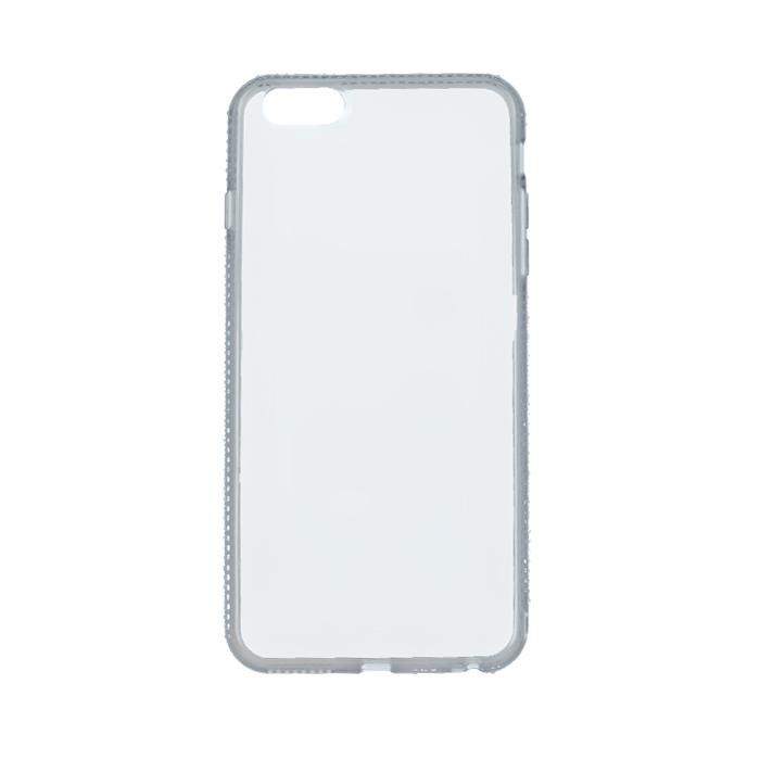 Beeyo Kristály keretű tok Huawei P9 szürke