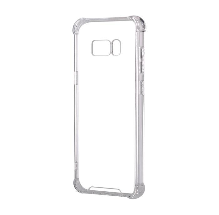 DEVIA ütésálló tok Samsung S8 PLUS, kristálytiszta