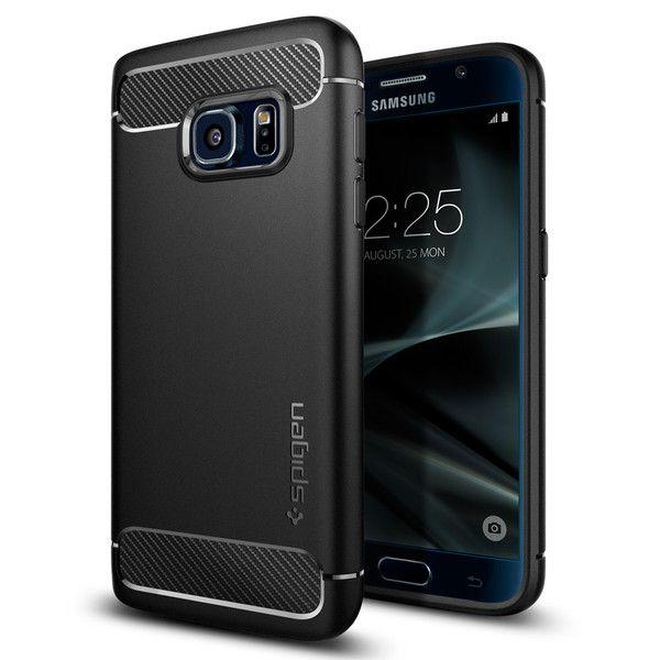 Spigen Rugged Armor tok Samsung S7 fekete