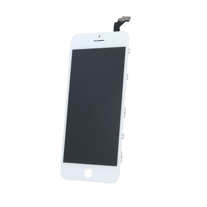 iPhone 6 Plus LCD kijelző + érintőpanel, fehér, AAA minőség