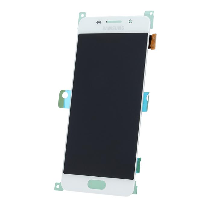 Samsung A3 SM-A310f eredeti LCD kijelző, fehér GH97-18249A