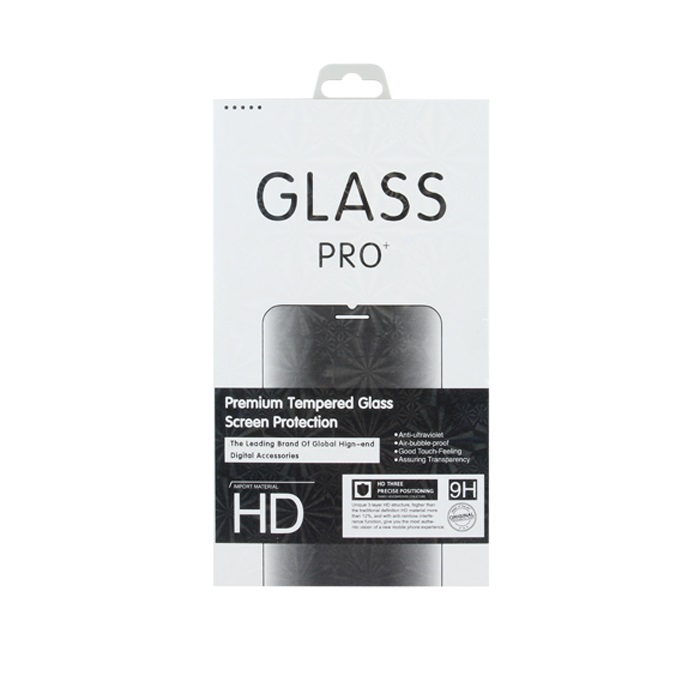 """OEM univerzális képernyővédő prémium edzett üveg 5,3"""""""