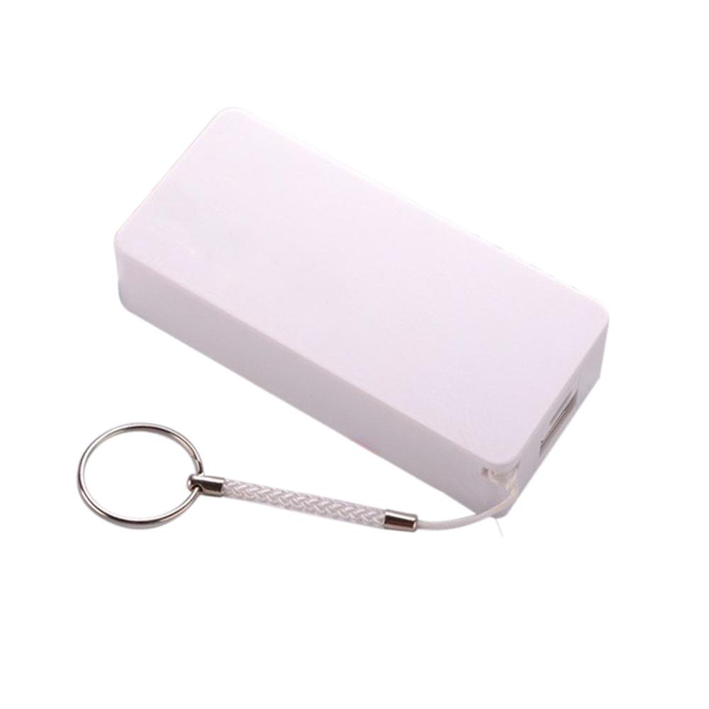 Setty Power bank/külső akkumulátor 5200 mAh, fehér