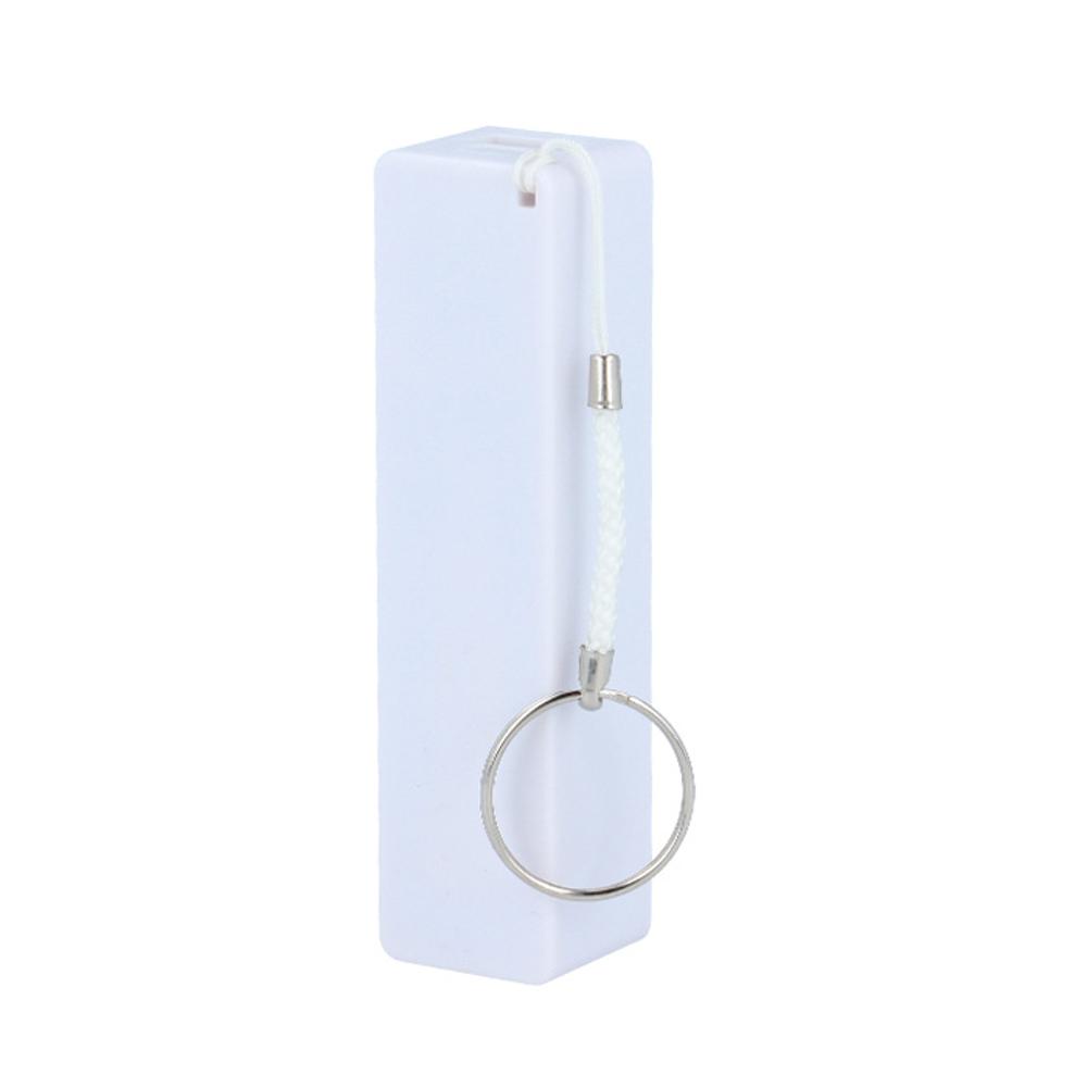 Setty Power bank/külső akkumulátor 2600 mAh, fehér