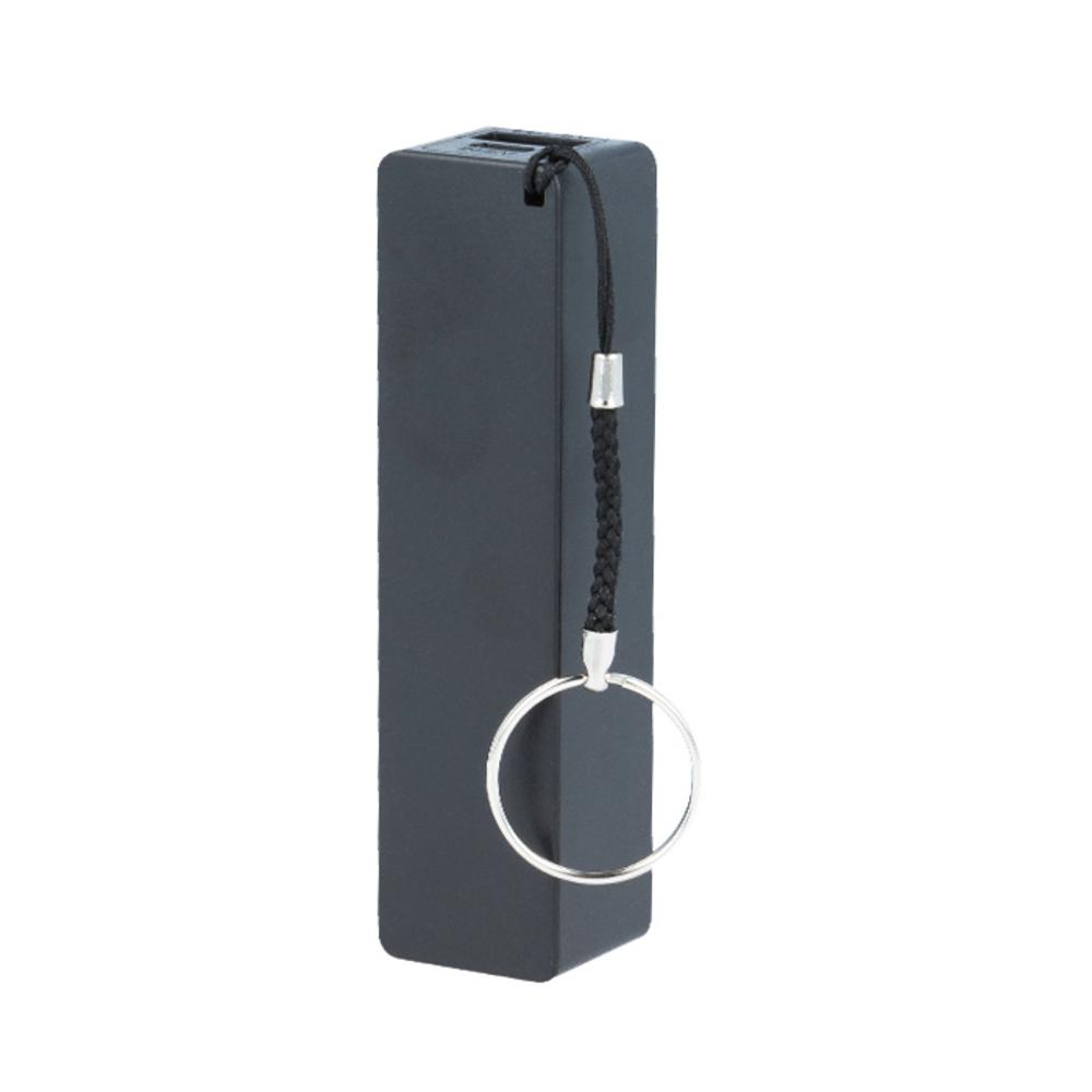 Setty Power bank/külső akkumulátor 2600 mAh, fekete