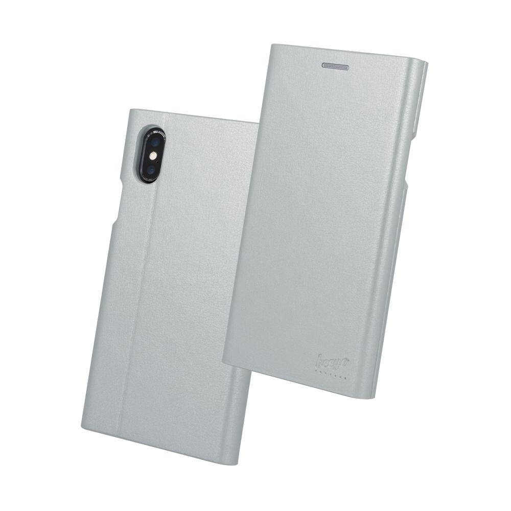 Beeyo Book Grande tok Samsung S8 Plus szürke