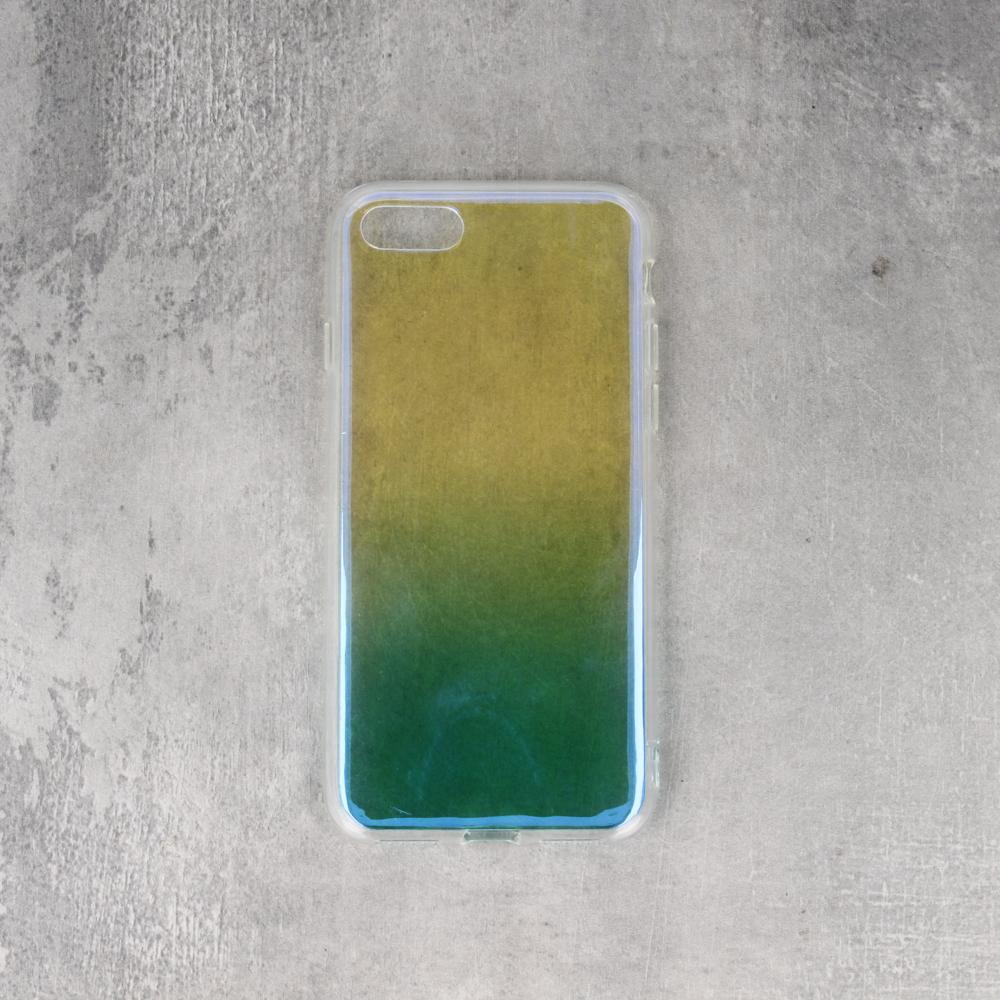 iPhone 7 Plus/ iPhone 8 Plus színátmenetes TPU tok kék