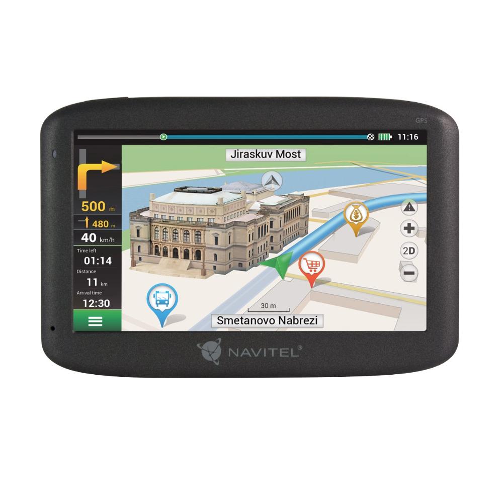 """Navitel E500 GPS  5,0"""""""
