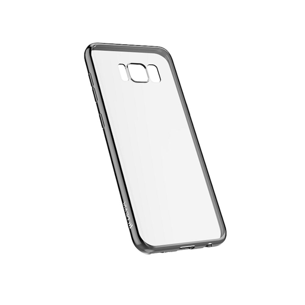 Devia Glitter tok Samsung S9 G960, fekete