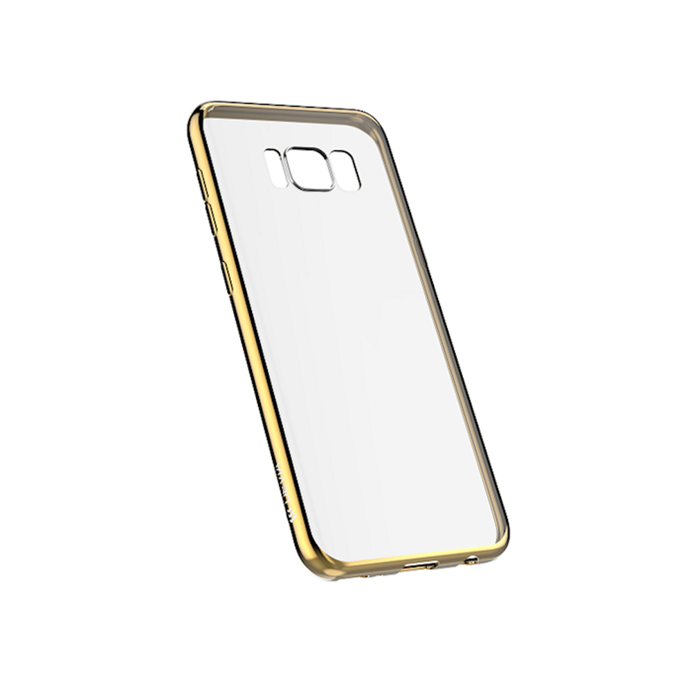Devia Glitter tok Samsung S9 Plus G965, pezsgő arany