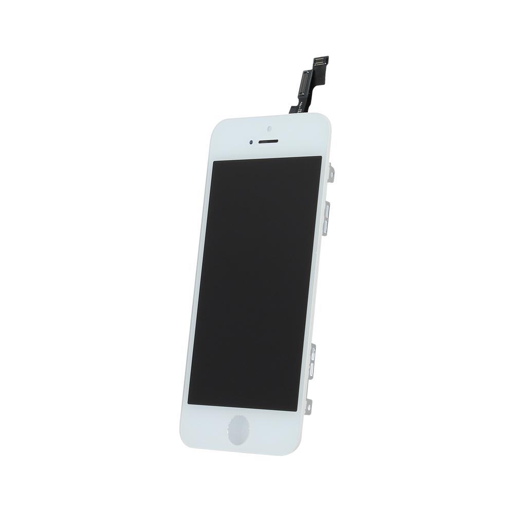 iPhone 5s LCD kijelző + érintőpanel, fehér, LCD szervízcsomag