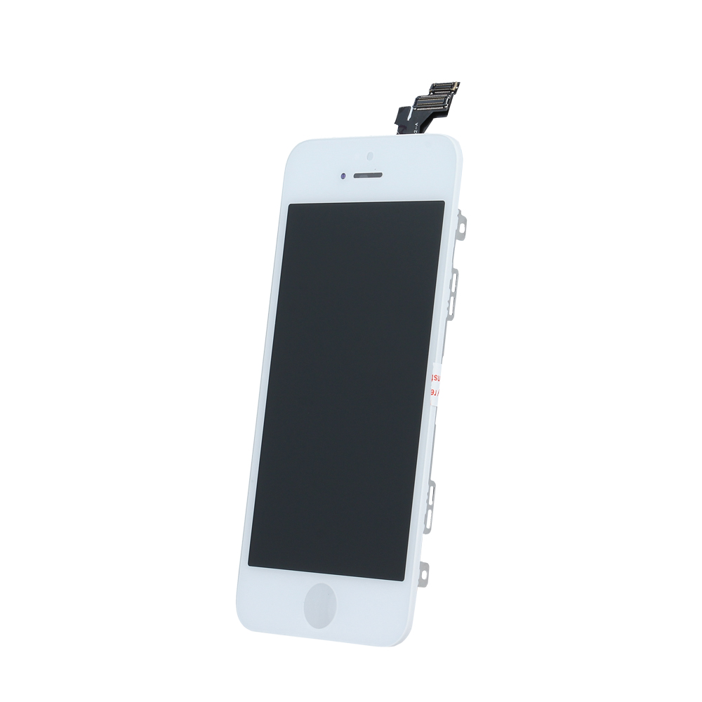 iPhone 5 LCD kijelző + érintőpanel, fehér, AAAA minőség