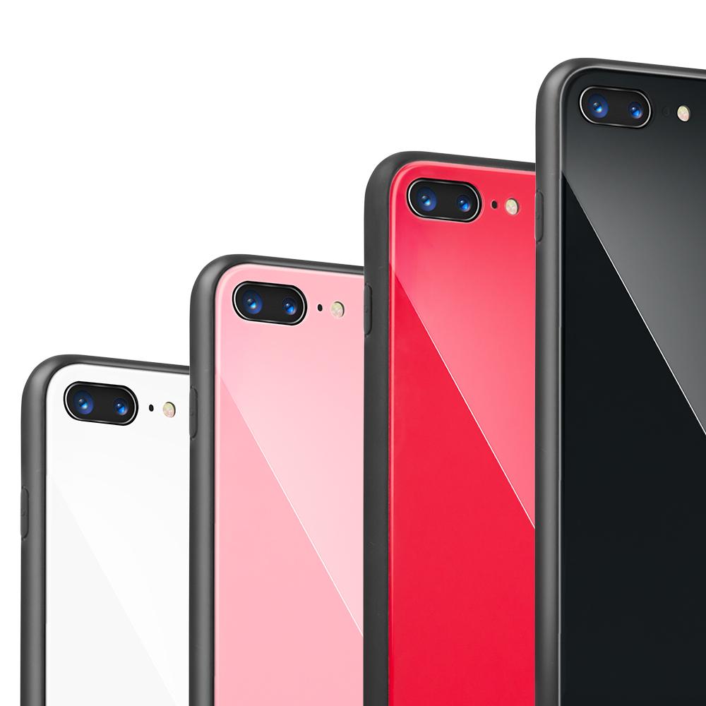 Glass case for Xiaomi Redmi 6A black