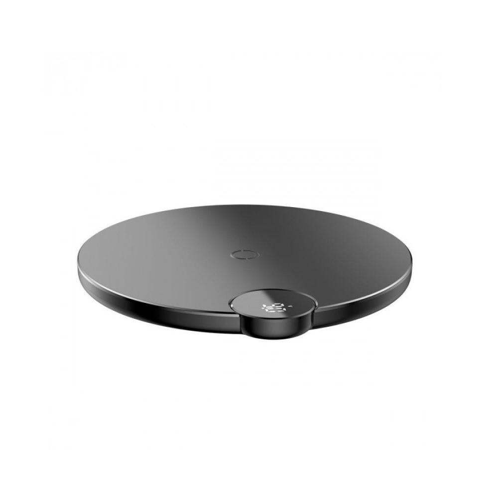 Baseus wireless charger Digital LED black