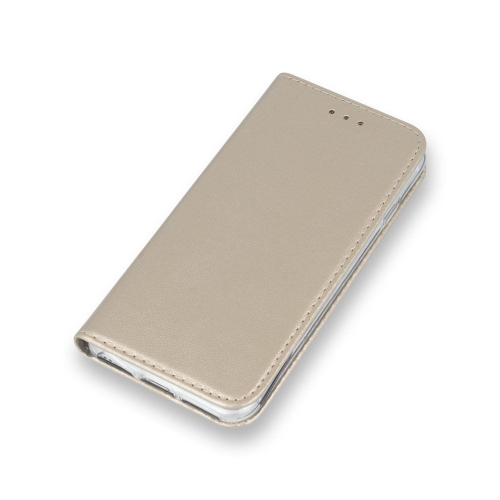 Smart Magnetic Case For Xiaomi Redmi Note 5 Pro Gold