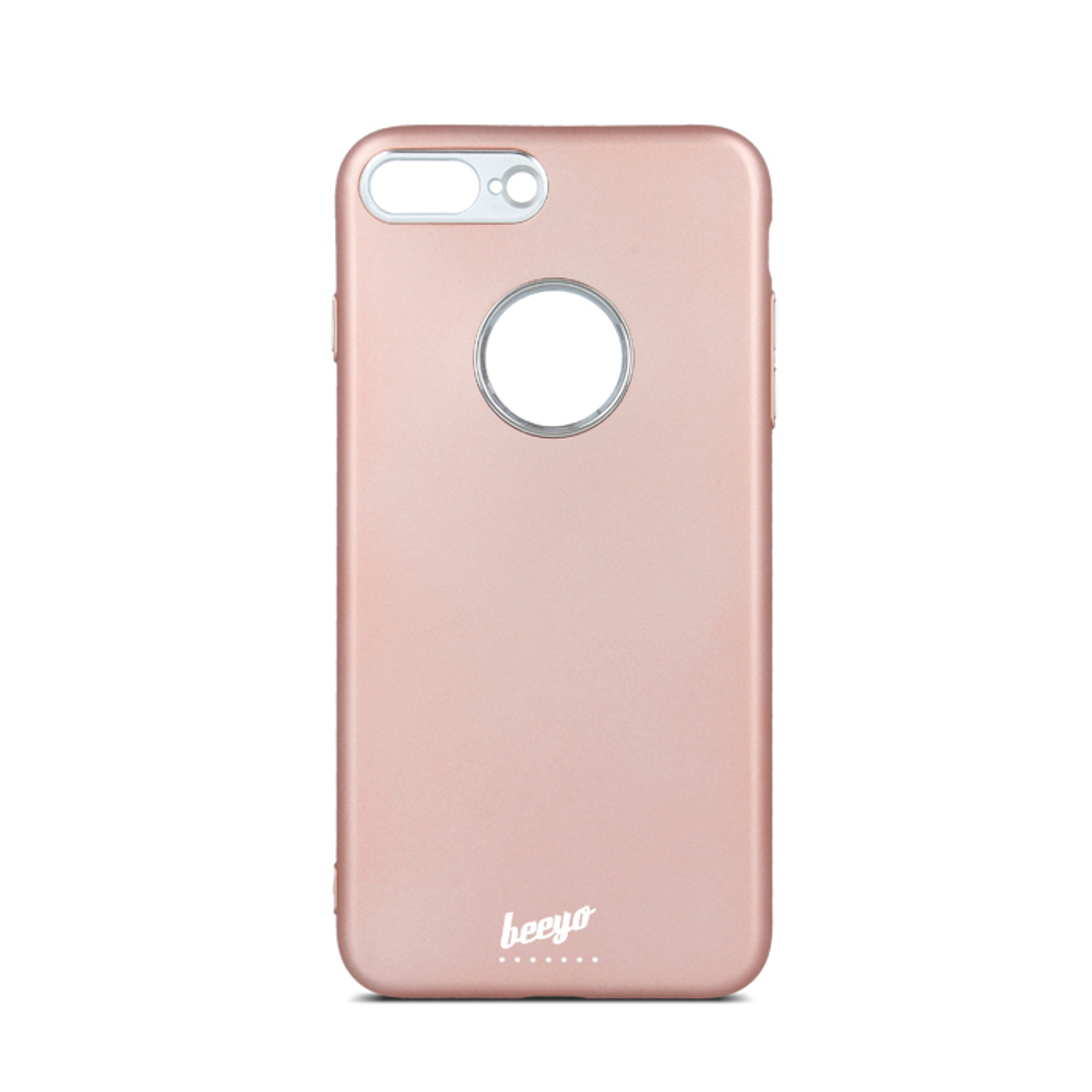 best sneakers bf617 aa878 Beeyo Soft case for Huawei P Smart rose gold