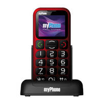 Mobile Phone myPhone 1045 red +