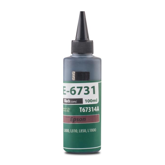 Ink TFO E-6731 (T6731, Bk) 100ml, no box
