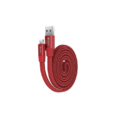 Kabel DEVIA Ring Y1 micro USB red